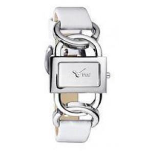 Pasek do zegarka Dolce & Gabbana DW0563 Skórzany Biały 16mm