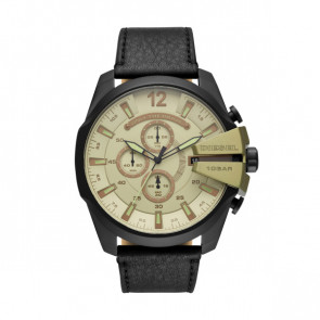 Diesel DZ4495 Kwarcowy zegarek Mężczyźni Czarny