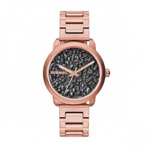Diesel DZ5427 Kwarcowy zegarek Kobiety Róża