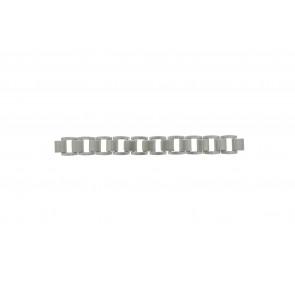 Esprit horlogeband STA-10X10 Staal Zilver 10mm