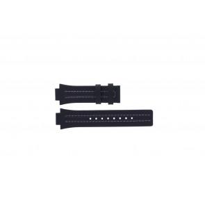 Festina horlogeband F16224-5 Leder Paars 14mm + standaard stiksel