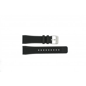 Festina horlogeband F16642-3 Silicoon Zwart 20mm