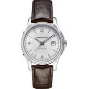 Pasek do zegarka Hamilton H001.32.515.555.01 / H600325100 Skórzany Brązowy 20mm