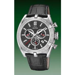Pasek do zegarka Jaguar J857-3 Skórzany Szary