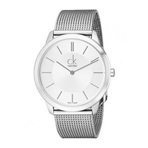 Pasek do zegarka Calvin Klein K3M221 / K605000134 Stal Stal nierdzewna