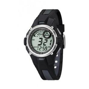 Pasek do zegarka Calypso K5558/6 Plastikowy Czarny