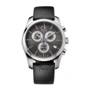 Pasek do zegarka Calvin Klein 271 Skórzany Czarny
