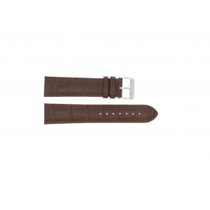 Pasek do zegarka Condor 305L.02.22 XL Skórzany Brązowy 22mm