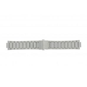 Lorus horlogeband RH971CX9 / PC32 X040 Staal Zilver 20mm