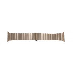 Pasek Do Zegarka Dla Apple Zegarek Rosé Metal 42mm