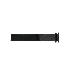 Apple (Wymiana Model) Pasek Do Zegarka Ls.Ab.108 Stal Czarny 42mm