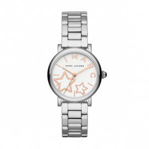Pasek do zegarka Marc by Marc Jacobs MJ3591 Stal Stal 14mm
