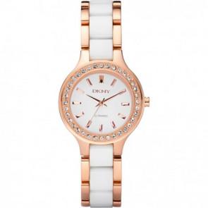 DKNY NY8141 Analoog Dames Quartz horloge
