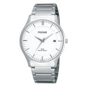 Pasek do zegarka VX42-X355 / PXH963X1 / PQ356X Stal 20mm