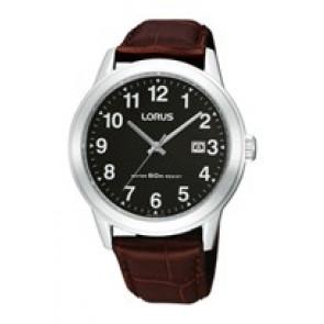 Pasek do zegarka Lorus PC32-X019-RH927BX9 Skórzany Brązowy 20mm