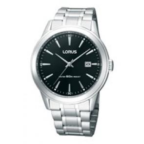 Pasek do zegarka Lorus RH995BX9 / PC32 X029 Stal Stal