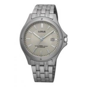Pasek do zegarka Lorus VX32-X384-RXD75EX9 Tytan Tytan 18mm