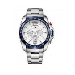 Pasek do zegarka Tommy Hilfiger TH-190-1-27-1299 / TH-190-1-27-1298 / TH1790872 / TH1790871 Stal nierdzewna Stal 25mm