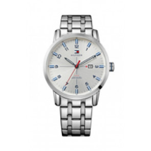 Pasek do zegarka Tommy Hilfiger TH-202-1-14-1374 / TH679001113 Stal Stal