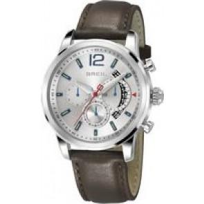 Pasek do zegarka Breil TW1372 Skórzany Brązowy