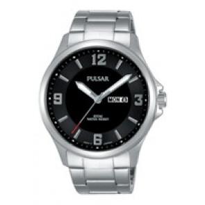 Pasek do zegarka Pulsar VJ33-X024-PJ6079X1 Stal Stal 22mm