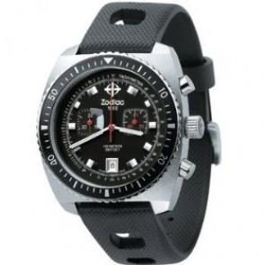 Zodiac horlogeband ZO2240 Rubber Zwart