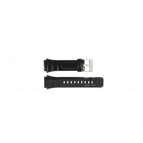 Pasek do zegarka Adidas ADH4003 Gumowy Czarny 18mm