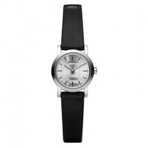 Pasek do zegarka Burberry BU1761 Skórzany Czarny