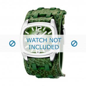 Calypso horlogeband K5224/4 Leder Groen 26mm