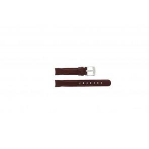 Pasek do zegarka Camel 4000-4009 / BC50918 Skórzany Czerwony 14mm