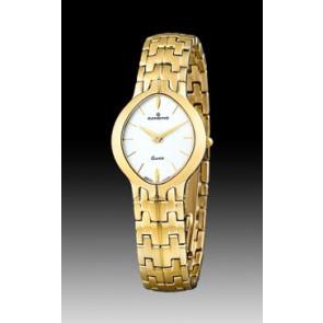 Pasek do zegarka Candino C4227-1 / C4227-2 / C4227-3 (BA02192) Stal Pozłacany