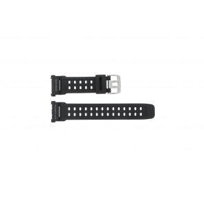 Pasek do zegarka G-9000-1 Krzem Czarny 27mm