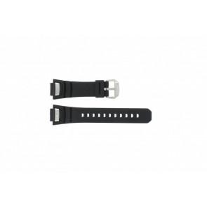 Pasek do zegarka GS-1000J-1A / 10212982 / 10332054 Krzem Czarny 16mm