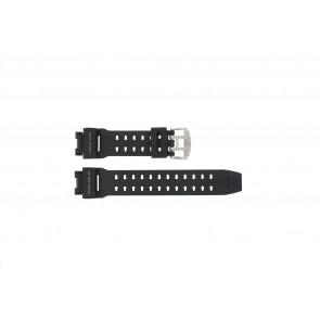 Casio Pasek Do Zegarka Gw-9110-1D Guma Czarny 16mm