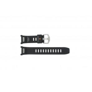 Casio Pasek Do Zegarka Paw-1500-1Vv Guma Czarny 16mm