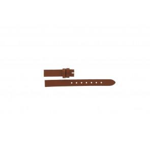 Dolce & Gabbana horlogeband 3719050021 Leder Bruin