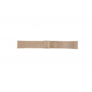 Davis Pasek Do Zegarka B0813 Stal Złoty (Rosé) 24mm