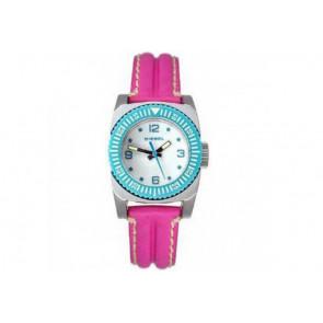 Pasek do zegarka Diesel DZ5013 Skórzany Różowy 14mm