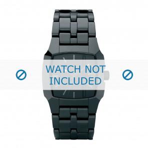 Diesel horlogeband DZ1422 Keramiek Zwart 27mm