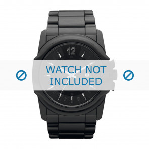 Diesel horlogeband DZ1516 Keramiek Zwart 30mm