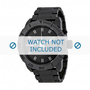 Diesel horlogeband DZ4221 Keramiek Zwart 26mm
