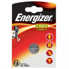 Button Cell Energizer CR2012