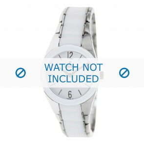 Festina horlogeband F16534-1 Keramiek Wit