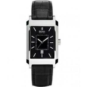 Pasek do zegarka Hugo Boss HB-47-1-14-2143 / HB659302142 / 15122352 Skórzany Czarny 22mm