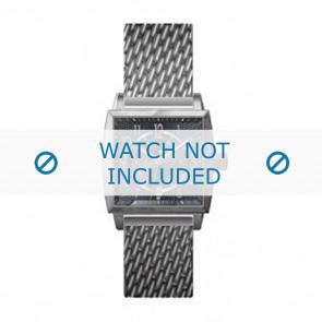 Hugo Boss horlogeband HB-34-1-14-2048 / HO1512142 Staal Zilver