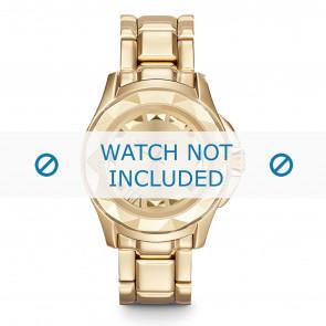 Karl Lagerfeld horlogeband KL1026 Staal Doublé