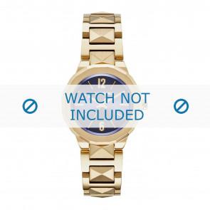 Karl Lagerfeld horlogeband KL3407 Staal Doublé