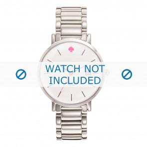 Kate Spade New York horlogeband 1YRU0008 / GRAMERCY Staal Zilver
