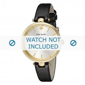 Kate Spade New York horlogeband 1YRU0811 Leder Zwart