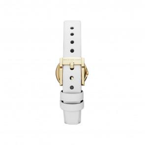 Marc by Marc Jacobs horlogeband MBM2050 Leder Wit 22mm